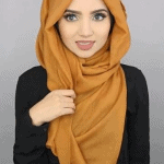 Simple & Easy Full Coverage Hijab Style