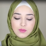 Turkish Veil tutorial (Very easy And Simple hijab tutorial)