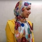 Elegant Veil Style You will love - hijab tutorial