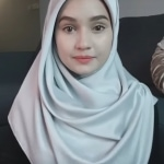 Easy Malaysian hijab style for university, work and school