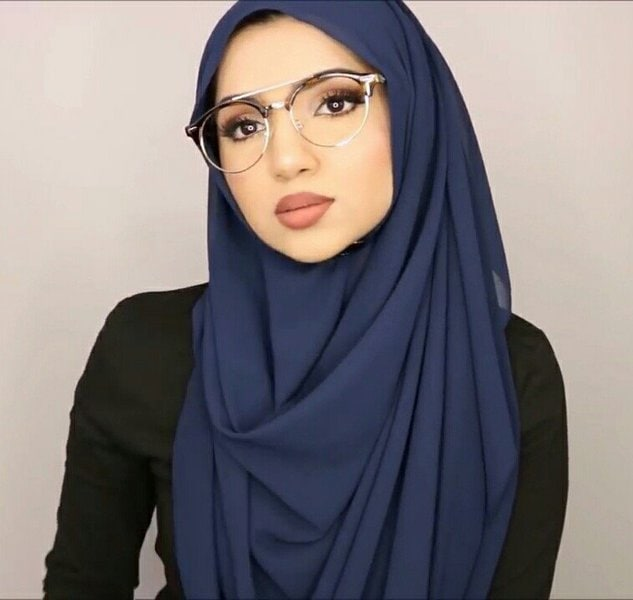 Hijab Tutorial Covering Chest For A More Covered Look