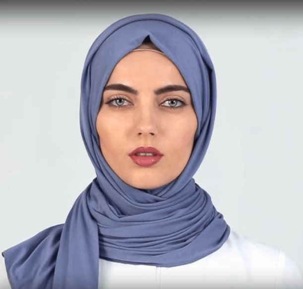 quick and easy hijab tutorial