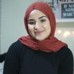 Elegant hijab style tutorial