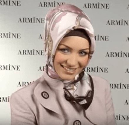 Soft And Supple Satin Turkish Hijab Tutorial