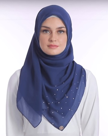 Best HIJAB for Long Face For that Special Look