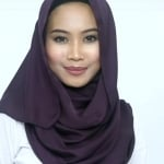 Cool Hijab Style Tutorial - Step by Step