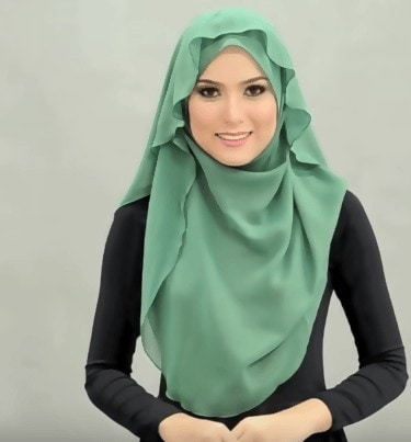 Amazingly Beautiful Khimar For Special Occasions
