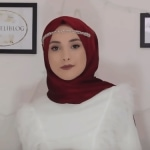 Wedding Party Hijab Style That Will Amaze You