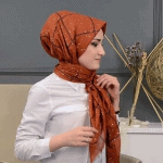 The Latest Turkish Hijab Style (Simple & very easy)
