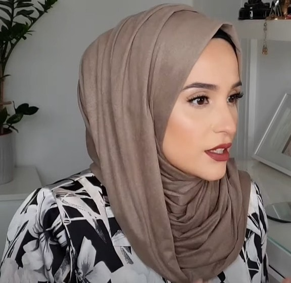 Modern Hijab Styles For Today's Woman
