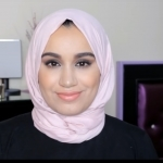 Winter Hijab Style in an Easy and Elegant Way in Just 3 minute