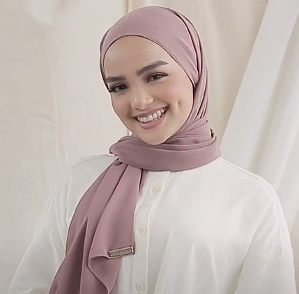 Cute Hijab Styles For The Child Inside You