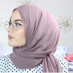Elegant And Chic Glasses For Hijab Style