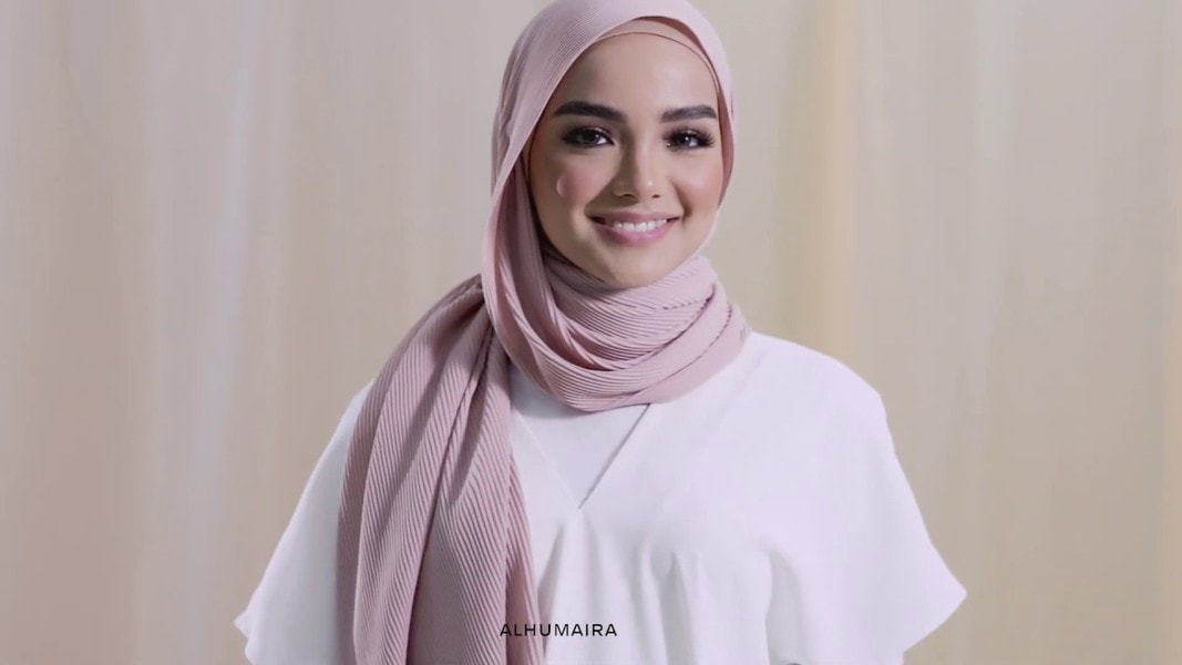 Beautiful And Simple Hijab Styles For Beginners