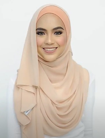 Full Hijab For A Covered And Elegant Look