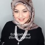 Wrap The Tie Back Hijab Easily And Quickly