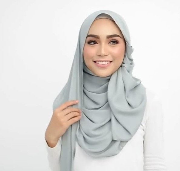 Beautiful And Stylish Hijab Style For Special Occasions