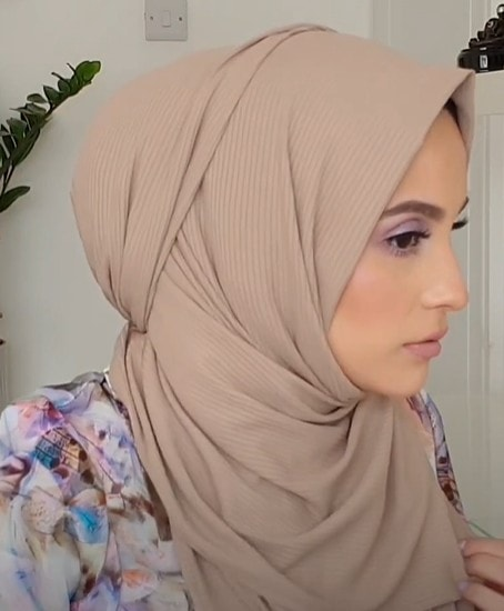 Different Style Of Hijab For A Unique Look