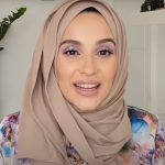 Beautiful And Different Hijab Style For Long Faces
