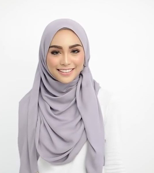 Religious Headscarf For A Pure And Innocent Look