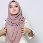 لمحبي التميز لفة حجاب مميزة