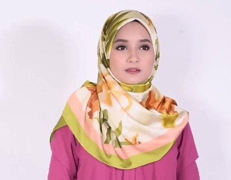 أنواع لفات الحجاب الشرعي