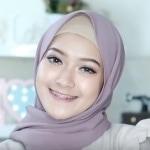 (2)لفة حجاب تركي رائعة لصاحبات الوجه الممتليء