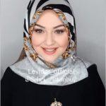 طريقة لف الحجاب التركي 2019 2