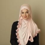 لفة حجاب جميلة