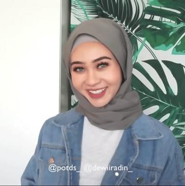 لفات حجاب بسيطة للجامعة
