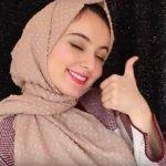 لفات حجاب سهله وبسيطه 5