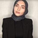 طرق لفات حجاب فورمال