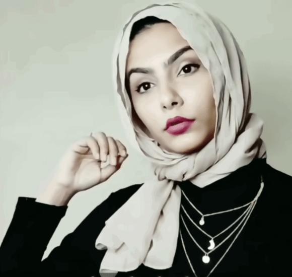 لفات حجاب جديدة للمراهقات