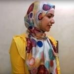لفات حجاب انيقه 4