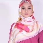 (2)لفة حجاب بسيطة