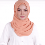 لفة حجاب انيقه 1
