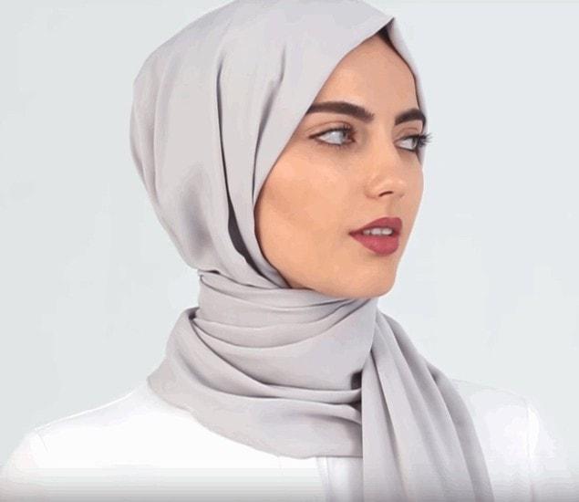 لفات حجاب تركي للمناسبات