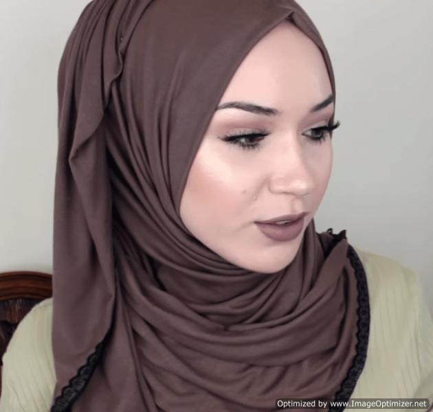 لفة حجاب تركى و سوري