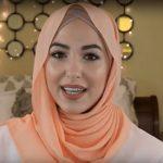 لفات حجاب للمناسبات بالصور والخطوات
