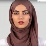 لفات حجاب رائعه