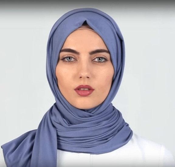 لفات حجاب كويتي