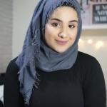 لفة شالة جديدة لكل يوم في أقل من دقيقة _ لفات حجاب3