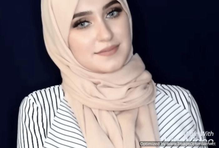 لفات حجاب بسيطة للمدرسة