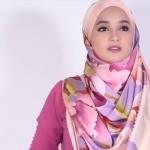 (4)لفة حجاب بسيطة