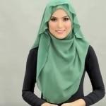 (2)كوني في غاية الأناقة بلفة حجابك
