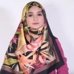 (7)لفة حجاب بسيطة