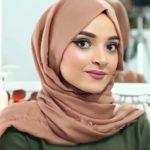 لفة حجاب جديدة لإطلالة صيفية