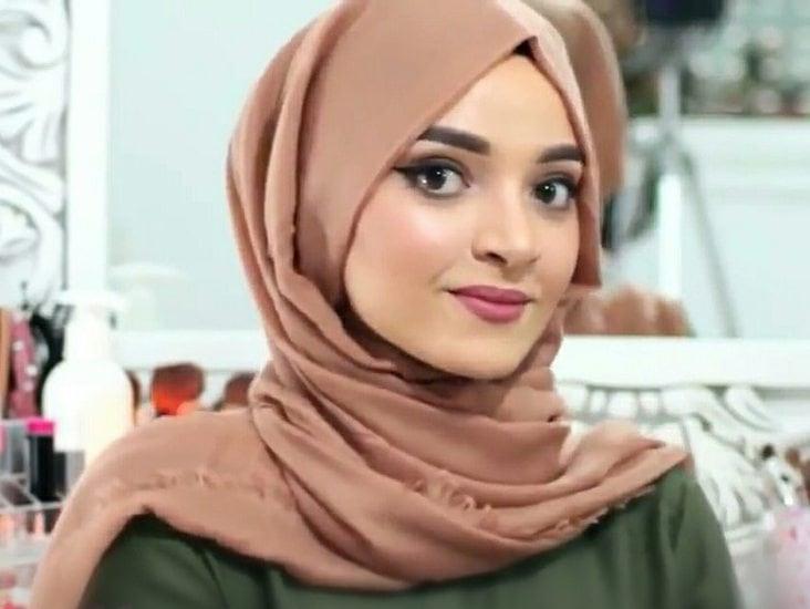 لفة حجاب جديدة سهلة