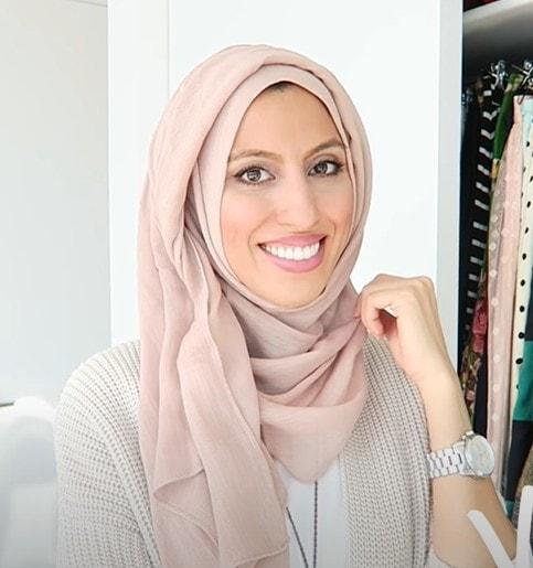 لفات حجاب للاعياد والمناسبات