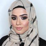 لفات حجاب أنيقة 1
